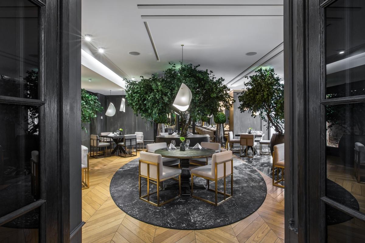 Restoranas Muros | Viešbutis PACAI